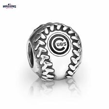 Chicago Cubs 2016 Champions Pandora Women's Unforgettable Moment Baseball Charm