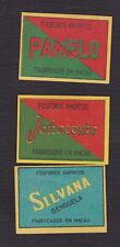 Ancienne petite étiquette allumettes Chine BN122120