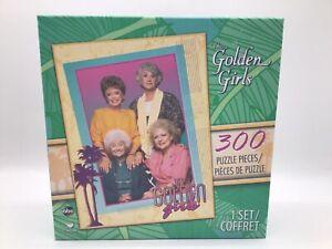 "Cardinal's ""The Golden Girls"" 300 Piece Puzzle 24"" X 18"""