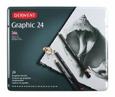 Derwent Gráfico 24 estaño lápiz
