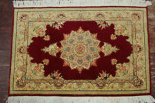 Tapis rectangulaire avec un motif Oriental pour la maison, 60 cm x 90 cm
