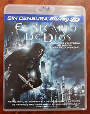 Blu Ray EL SICARIO DE DIOS 3D
