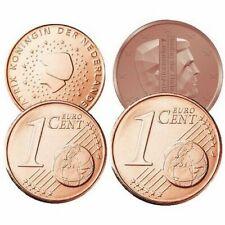 Pièces euro des Pays-Bas pour 1 cent