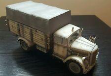 WW2 First Legion VEH 007 German Truck Winter Camouflage Stalingrad Mint in Box