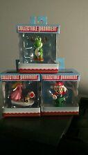 Nintendo Super Mario Peach Yoshi Ornaments