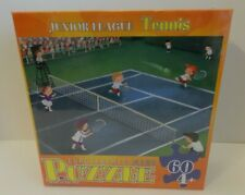 Eurographics Junior League Jigsaw Puzzle 60 pcs. Tennis NIB!
