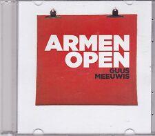 Guus Meeuwis-Armen Open Promo cd single