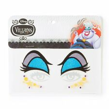Claire's DISNEY VILLAINS URSULA The Little Mermaid Eye Decals Costume