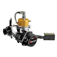 ZENOAH G200PUM 20cc GASOLINE MARINE ENGINE FOR R/C BOAT #KZG200PUM