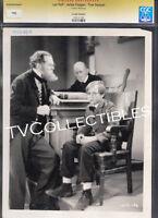 8x10 CGC Photo ~TOM SAWYER ~1930 ~Lon Poff ~Jackie Coogan ~CS