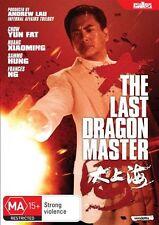 The Last Dragon Master (DVD, 2013)