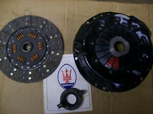 MASERATI  MISTRAL INDY MEXICO  NEW CLUTCH KIT