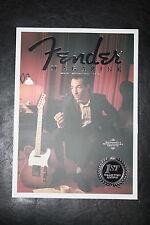 Fender Magazine 1st Collectors Edition includes 50th Anniversary Jaguar Guitar