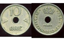 NORVEGE 10 ore  1925  ( bis )