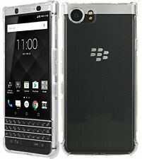 BLACKBERRY Techgear Keyone SLIM PROTEZIONE TPU GEL Custodia Cover con paraurti