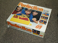 PERFECTION GAME : 1980 VINTAGE EDITION BY ACTION GT - IN VGC (FREE UK P&P)