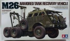Tamiya 1/35 scale M26 Tank Recovery Vehicle