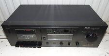 AKAI GX-M10 Two Head Stereo Cassette Recorder - 1979 - JAPAN