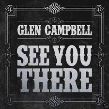 CD de musique country Glen Campbell sans compilation