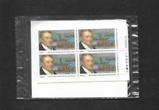 pk38400:Stamps-Canada PO Pak #1117 John Molson 34 ct Plate Block Set-MNH