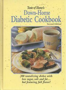 Taste of Home's Down-Home Diabetic Cookbook - New - 2000 - Hardcover