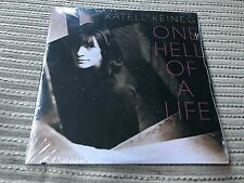 KATELL KEINEG - ONE HELL OF A LIFE CD SINGLE GERMANY SEALED CUT OUT FOLK ROCK