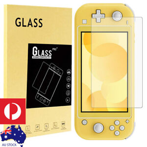 PACK OF 2 Nintendo Switch Lite Tempered Glass Screen Protector Premium Quality