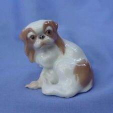 """Pekingese dog Bing Grondahl Denmark 3"""""""