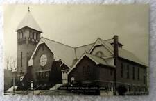 POSTCARD METHODIST CHURCH MEDINA OHIO #bs78