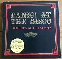 "Panic At The Disco - I Write Sins Not  Tragedies 7""  Vinyl"