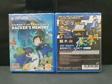 (ASIA ENGLISH VERSION) PSV PS Vita Digimon Cybersleuth: Hacker's Memory (BN)