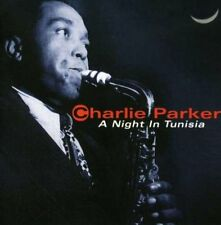 Charlie Parker - Night in Tunisia .NEW CD.Last Of Stock!!!!