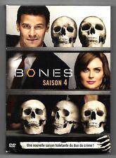 COFFRET 7 DVD / BONES - INTEGRALE SAISON 4 / LES NOUVEAUX EXPERTS DU CRIME