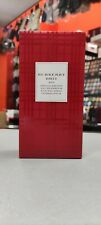 Burberry Brit Red Special Edition 100 ml edp vapo Donna