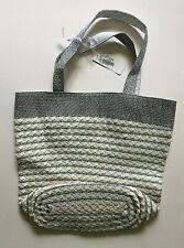 POP! Lady's Large Bag (Beach?) White/Grey