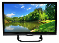 "Element 19""  720p LED TV  Wall Mountable  1 x HDMI 1 x USB Input & VGA Input"