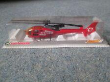 MAJORETTE 371 GAZELLE RESCUE HELICOPTER MINT IN BLISTER PACK