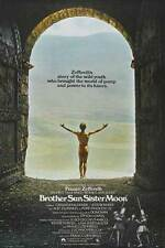 BROTHER SUN, SISTER MOON Movie POSTER 11x17 UK