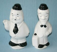 FUN LAUREL AND HARDY CERAMIC BLACK & WHITE