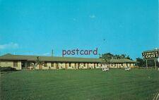1967 SAVANNAH MO Terrace Court Motel, Earl & Geneva Green owners, tv radio