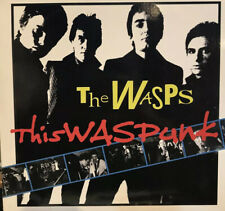 THE WASPS This was Punk LP 70s PUNK ROCK