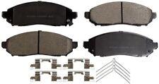 Disc Brake Pad Set-ProSolution Ceramic Brake Pads Front Monroe GX1094