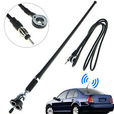 16 Universal Mount Swivel Base Car Radio Amfm Amplified Signal Aerial Antenna