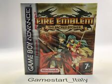 FIRE EMBLEM THE SACRED STONES (NINTENDO GAME BOY ADVANCE GBA) NEW PAL VERSION