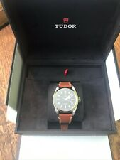 Tudor Heritage Black Bay Automatic 41 mm Black Dial Men's Watch M79540-0007 EX++