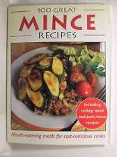 100 Great Mince Recipes, Unknown, Excellent Book