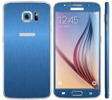 Blue Fitted Cases and Skins for Samsung Galaxy S6