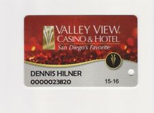 Players Slot Club Rewards Valley View Casino & Hotel Red Card Valley Center, CA