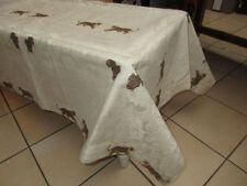 Tovaglie quadrati in misto cotone