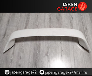 JDM Lexus IS300 Rear Spoiler Wing OEM JDM Toyota Altezza SXE10 GXE10 WHITE USED